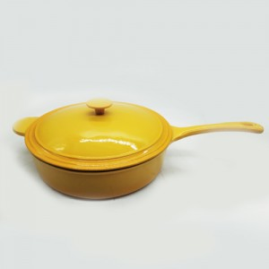 DA-C30002   cast iron  cookware  2020 hot sale