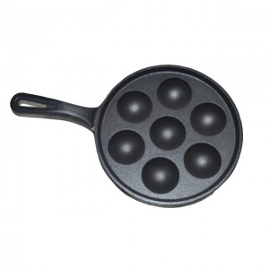 DA-BW24002   cast iron  cookware  2020 hot sale  made in china