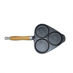 DA- BW19002  cast iron  cookware  2020 hot sale